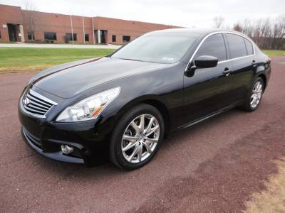2011 Infiniti G37 Sedan xS Sport Appearance Edition AWD