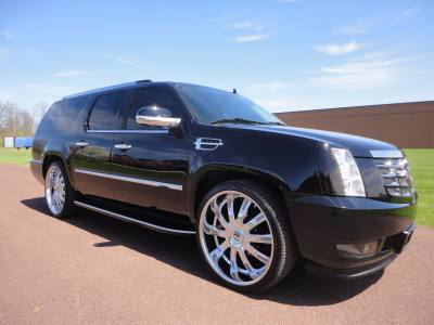2009 Cadillac Escalade ESV SuperCharged