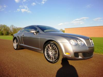 2008 Bentley Continental GT Speed