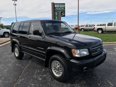 2001 Isuzu Trooper S