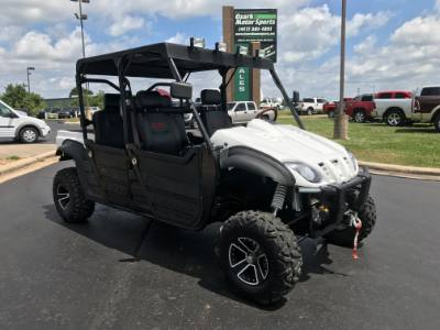 2012 ODES 4 Seat Side-By-Side ATV