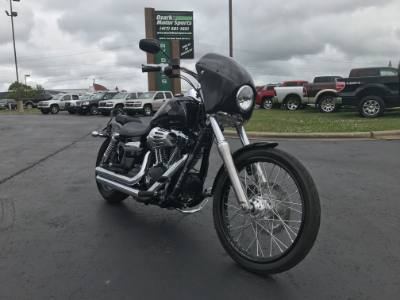 2016 Harley Davidson FXDWG - Dyna Wide Glide