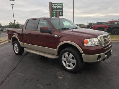2007 Ford F-150 SuperCrew 4WD King Ranch Edition