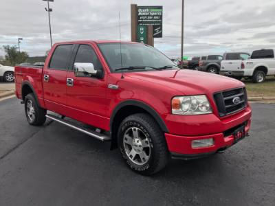 2004 Ford F-150 SuperCrew 4WD FX4 pkg