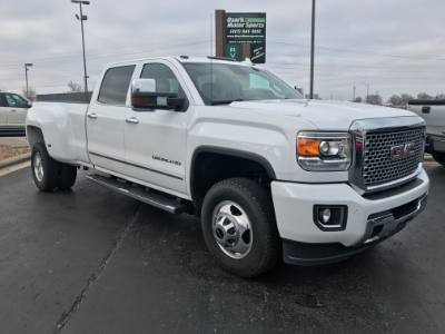 2015 GMC Sierra 3500HD available WiFi Denali