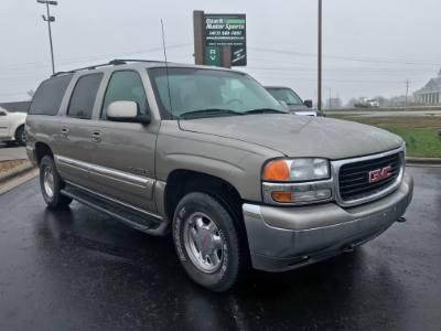 2001 GMC Yukon XL SLT