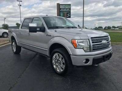 2009 Ford F-150 Platinum SuperCrew 4WD