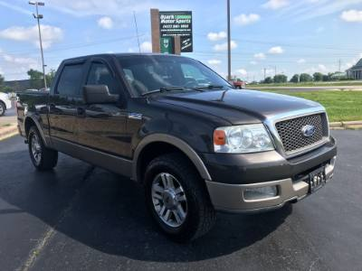 2005 Ford F-150 SuperCrew Lariat