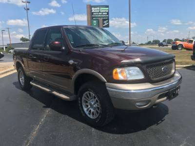2001 Ford F-150 SuperCrew King Ranch SuperCrew 4WD