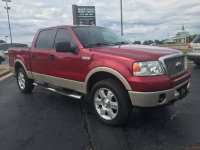 2007 Ford F-150 SuperCrew 4WD Lariat