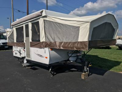 2013 Rockwood Freedom Pop Up Camper