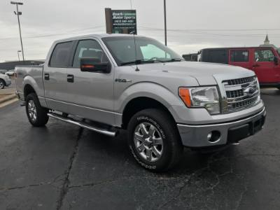 2014 Ford F-150 SuperCrew 4WD XLT 6.2L 411hp V8
