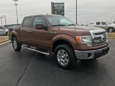 2012 Ford F-150 SuperCrew 4wd XLT