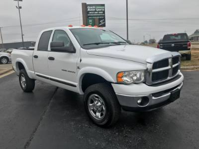 2003 Dodge Ram 2500 Quad cab 4WD 5.9L Cummins Turbo Diesel