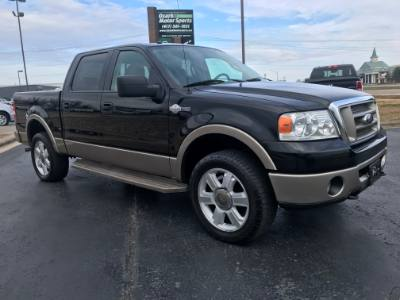 2006 Ford F-150 SuperCrew 4WD King Ranch Edition