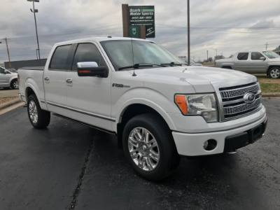 2009 Ford F-150 SuperCrew 4WD Platinum Edition