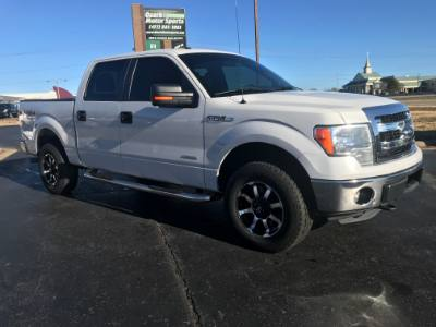 2013 Ford F-150 SuperCrew 4WD Ecoboost Turbo V6 XLT pkg