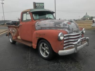 1952 Chevrolet C-10 Pickup Regular Cab / Shortbed