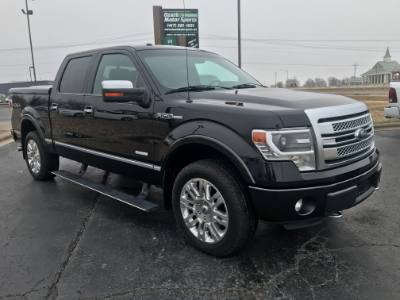 2013 Ford F-150 Platinum Edition SuperCrew 4WD