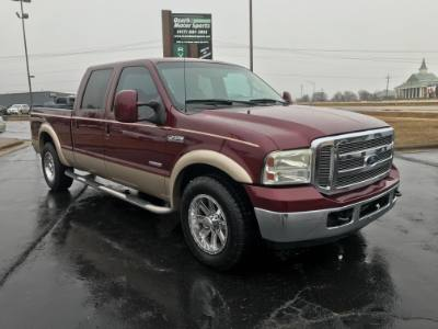 2006 Ford Super Duty F-250 SuperCrew Remington Special Edition