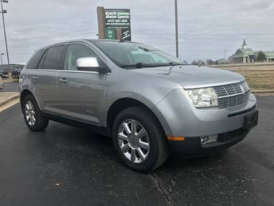 2007 Lincoln MKX Elite AWD