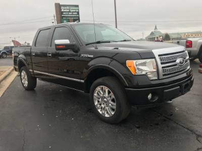 2010 Ford F-150 SuperCrew 4WD Platinum Edition