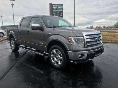 2013 Ford F-150 SuperCrew 4WD Lariat