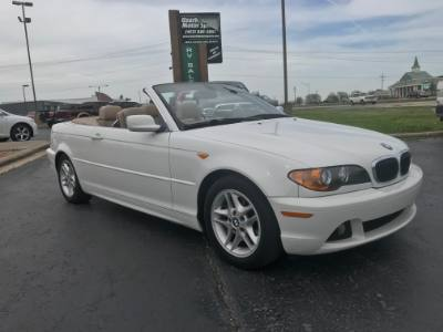 2004 BMW 3 Series 325Ci