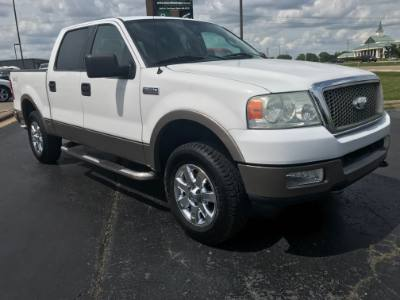 2005 Ford F-150 SuperCrew 4WD Lariat
