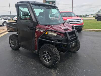 2017 Polaris Ranger 1000 Ranch Edition