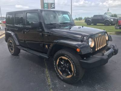 2014 Jeep Wrangler Unlimited Dragon Edition