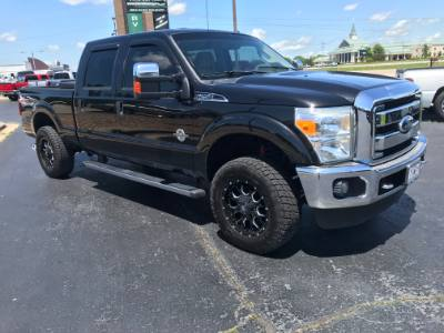 2011 Ford Super Duty F-250 SRW XLT FX4 OFF ROAD