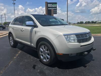 2010 Lincoln MKX Elite AWD