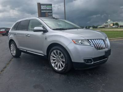 2012 Lincoln MKX Ultimate AWD