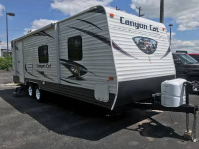 2014 Palomino Canyon Cat 25 RBC