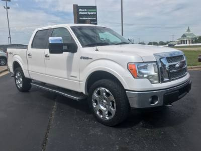 2012 Ford F-150 SuperCrew 4WD Lariat