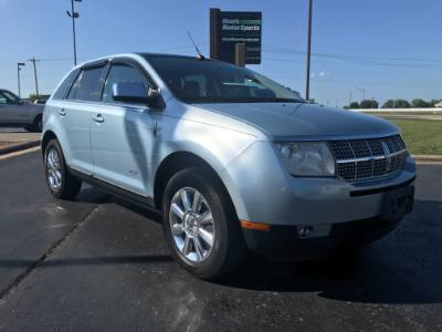 2008 Lincoln MKX Ultimate FWD
