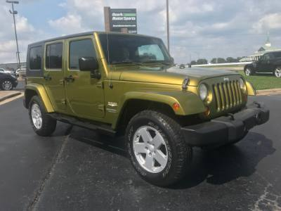 2007 Jeep Wrangler Unlimited Sahara