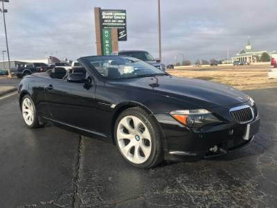 2005 BMW 6 Series 645Ci