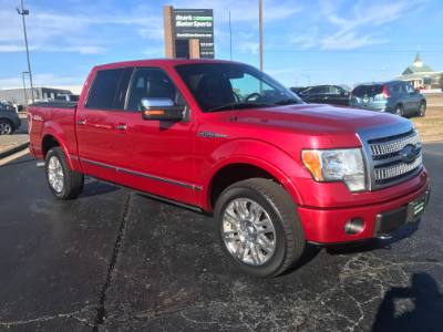 2011 Ford F-150 Platinum SuperCrew 4x4