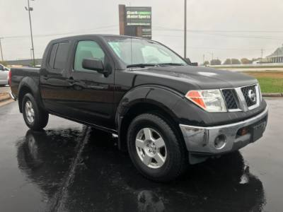 2005 Nissan Frontier 4WD SE