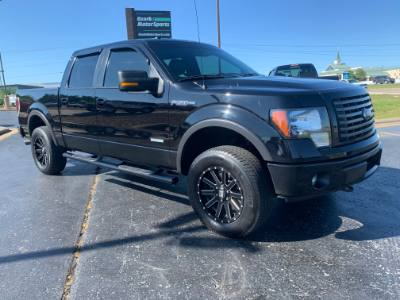 2011 Ford F-150 SuperCrew 4WD FX4 pkg