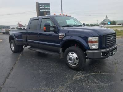 2008 Ford Super Duty F-350 DRW Lariat SuperCrew 4WD