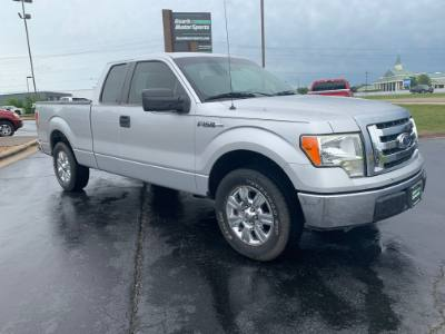 2010 Ford F-150 Supercab XLT