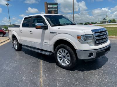 2014 Ford F-150 SuperCrew 4WD Lariat