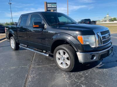 2010 Ford F-150 SuperCrew 4WD Lariat