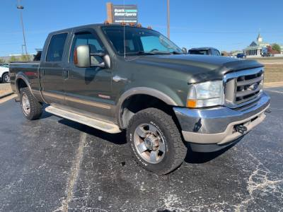 2004 Ford Super Duty F-250 King Ranch SuperCrew 4WD