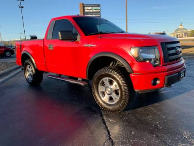 2009 Ford F-150 SXT Regular Cab 4WD