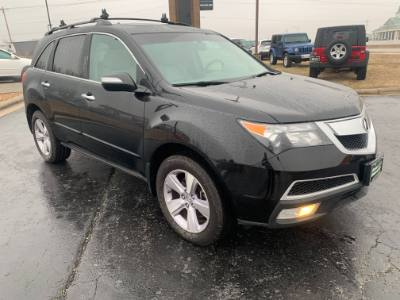 2013 Acura MDX ALL WHEEL DRIVE