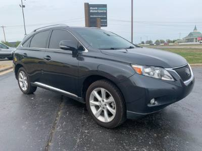2010 Lexus RX 350 ALL WHEEL DRIVE